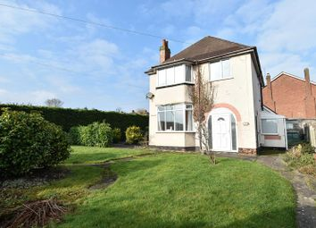 Thumbnail 3 bed detached house for sale in Highfield Road, Bromsgrove