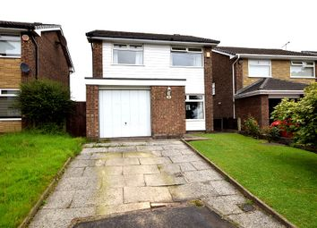 Thumbnail 3 bed detached house for sale in Barnfield Drive, Westhoughton