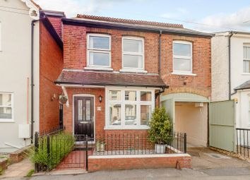 Thumbnail 3 bed detached house for sale in Elmgrove Road, Weybridge