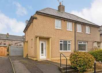 Thumbnail 2 bed semi-detached house for sale in Newpark Road, Stirling, Stirlingshire
