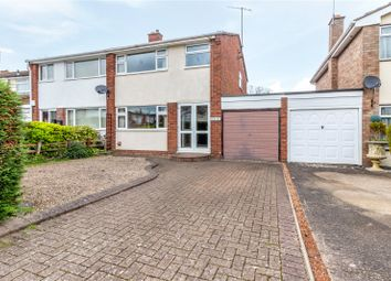 Thumbnail 3 bedroom semi-detached house for sale in Dinchall Road, Worcester, Worcestershire