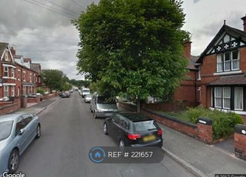 Thumbnail Room to rent in Halkyn Road, Chester