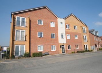 Thumbnail 2 bed flat for sale in Ottawa Gardens, Warrington