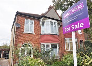 3 bed semi-detached house for sale in Bellingham Road, London SE6