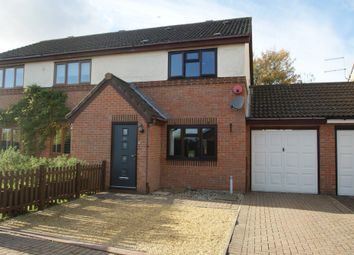 Thumbnail 2 bed semi-detached house for sale in Dukes Ride, Bishop's Stortford