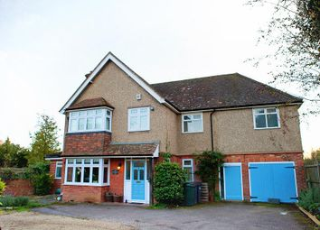 Thumbnail 5 bedroom detached house for sale in Upper Woodcote Road, Caversham, Reading