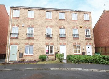 Thumbnail 3 bedroom town house for sale in Jackson Drive, Bestwood, Nottingham