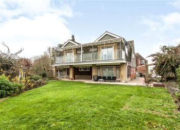 Thumbnail 5 bed detached house for sale in Hithermoor Road, Staines-Upon-Thames, Surrey