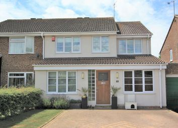 Thumbnail 5 bedroom semi-detached house for sale in Sevenfields, Highworth