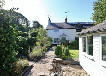 Thumbnail 2 bed semi-detached house for sale in Pant Y Buarth, Gwernaffield, Mold