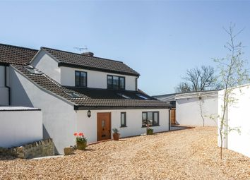 Thumbnail 4 bed semi-detached house for sale in The Dairy, Walls Lane, Crickham, Wedmore, Somerset