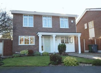 Thumbnail 4 bed detached house for sale in Martin Close, Wirral, Merseyside
