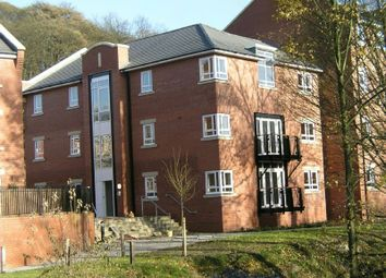 Thumbnail 2 bed flat to rent in Mill Green, Congleton