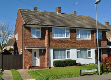 Thumbnail 3 bed semi-detached house for sale in Ravensbourne Drive, Chelmsford, Essex