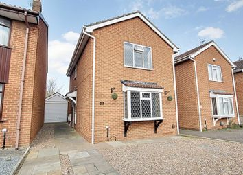 Thumbnail 3 bed detached house for sale in Acklam Road, Hedon, Hull