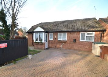Thumbnail 2 bedroom bungalow for sale in Barrington Close, Walderslade, Chatham