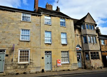 Thumbnail 4 bed town house to rent in St. Leonards Street, Stamford