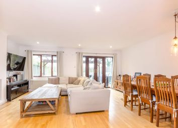Thumbnail 4 bed terraced house to rent in Waterside Mews, Stoughton Road, Guildford GU1, Stoughton, Guildford,