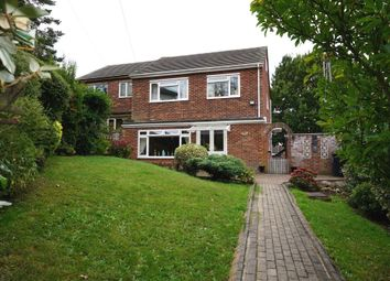 Thumbnail 3 bedroom semi-detached house for sale in Mount Road, Chessington