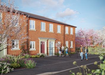 Thumbnail 2 bed town house for sale in Nightingale Quarter, London Road, Derby