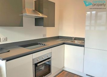 Thumbnail 1 bed flat to rent in Cotton Lofts, Fabrick Square, Digbeth