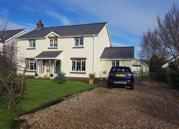 Thumbnail 4 bed detached house for sale in Clos-Y-Gwyddil, Ferwig, Cardigan