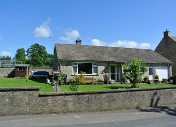 Thumbnail 2 bed detached bungalow for sale in Moor Road, Bellerby