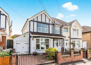 Thumbnail 3 bedroom semi-detached house for sale in Southampton, Hampshire, .