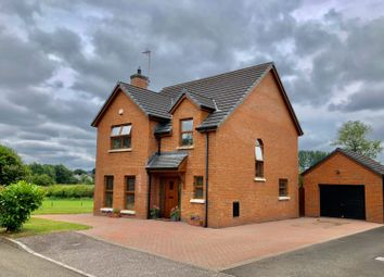 Thumbnail 5 bed detached house for sale in Knowehead Dale, Broughshane, Ballymena