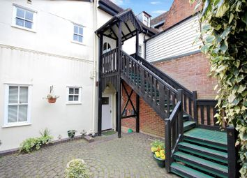 Thumbnail 3 bed flat for sale in Athenaeum Lane, Bury St. Edmunds