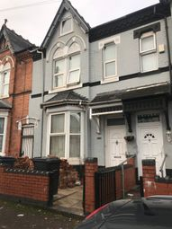 Thumbnail 6 bed terraced house to rent in Rotton Park Road, Edgbaston, 6 Bedroom Hmo Spec