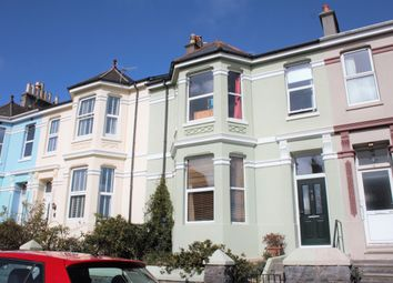 4 bed terraced house for sale in Edith Avenue, St Judes, Plymouth PL4