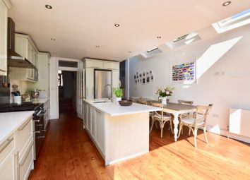 Thumbnail 4 bed terraced house for sale in Galveston Road, Putney