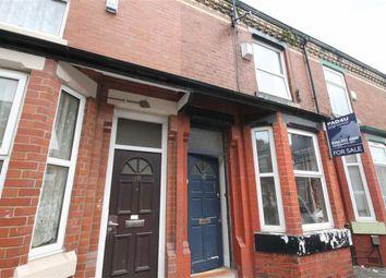 Thumbnail 3 bedroom property for sale in Arnside Street, Manchester