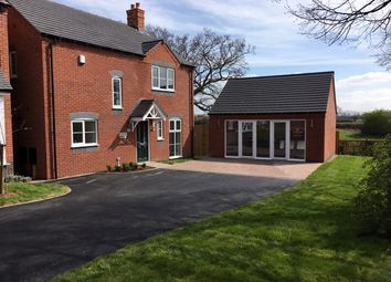 Thumbnail 4 bed detached house for sale in Plot 23 Tutbury, The Meadows, Hill Ridware, Rugeley