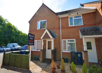Thumbnail 2 bed end terrace house for sale in Horsefields, Gillingham