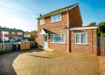Thumbnail 4 bed detached house for sale in St. James Close, East Malling, West Malling, Kent