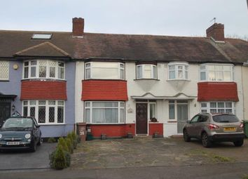 Thumbnail 3 bed terraced house for sale in Walton Avenue, Cheam, Surrey, Greater London