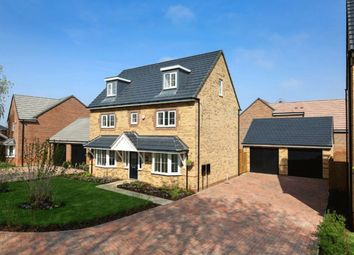 "Thumbnail 5 bed detached house for sale in ""Warwick"" at Stanley Close, Corby"