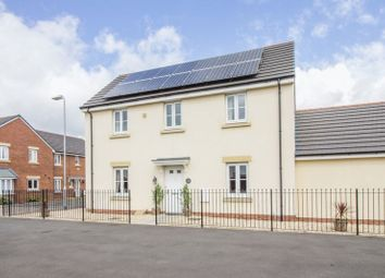 Thumbnail 4 bed detached house for sale in Brinell Square, Newport