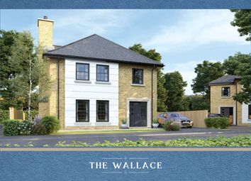Thumbnail 4 bed detached house for sale in Strawberry Hill Lane, Ballynahinch Road, Lisburn