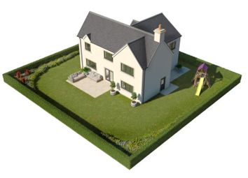 Thumbnail 4 bed detached house for sale in Plot 5, Abbotsford Terrace, Galashiels