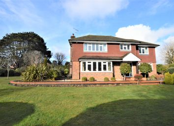 Thumbnail 5 bed detached house for sale in Links Lane, Rowlands Castle