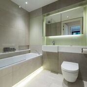 Thumbnail 2 bed terraced house to rent in Riverlight Quay, London