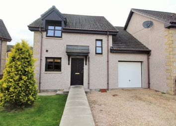 Thumbnail Property for sale in Knockomie Rise, Forres