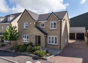 Thumbnail 4 bed detached house for sale in New Holland Drive, Wilsden, West Yorkshire