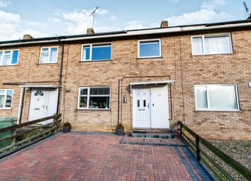 Thumbnail 3 bed terraced house for sale in Churchill Road, Stamford