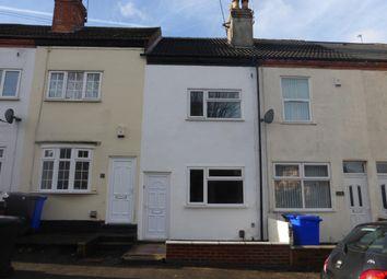 Thumbnail 2 bed terraced house to rent in Burns Street, Ilkeston