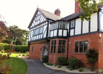 Thumbnail 5 bed detached house for sale in The Hermitage, Coed Pella Road