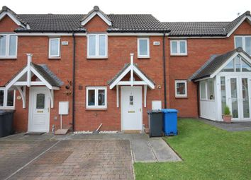Thumbnail 2 bed terraced house to rent in Beech Court, Widdrington, Morpeth